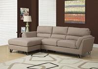 I-8210-CG-LB-SD Sofa Lounger