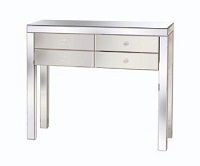 RST-LD-0093 Mirrored Console Table