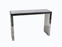 RST-RS-0158 Mirrored Console Table