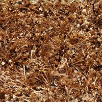 WHI-Caramel Mambo Handmade Shag Rug