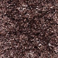 WHI-Chocolate Mambo Handmade Shag Rug