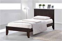 T-2341 Single Wooden Bed
