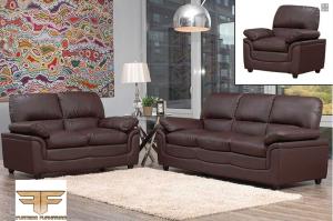 IF-8065-66 Leather Sofa Set