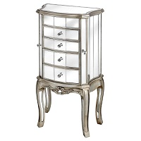 STA-ST115 Mirrored Jewellery Chest