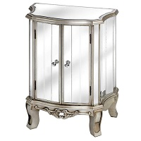 STA-ST117 Mirrored Night Stand