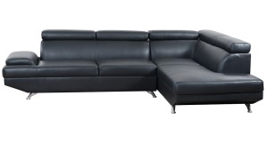 KW-1251 Leather Sectional