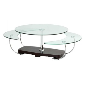 MDS-53-101 Space Glass Coffee Table