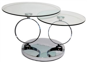 MDS-53-117 Champion Glass Coffee Table