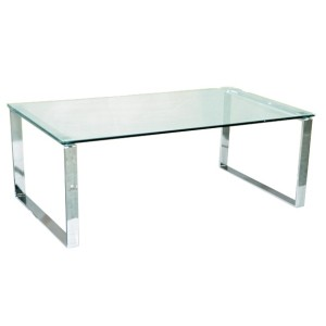 MDS-55-223 Casper Glass Coffee Table