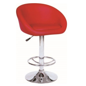 KW-YS-8049 Leather Bar Stool