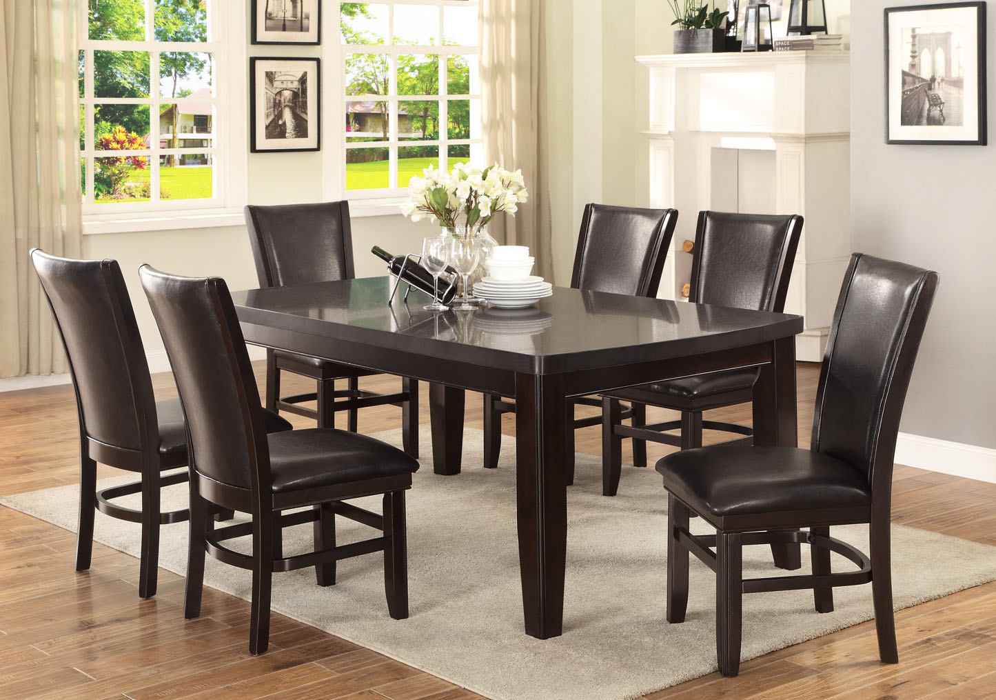 Marble dining table beach dining room sets ideas round for 10 seater marble dining table