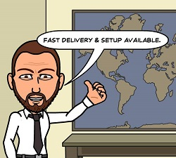 Joshua Furtado : Warehouse Manager & Service