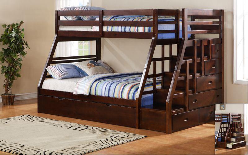 Nikhil Bunk Bed - Furtado Furniture