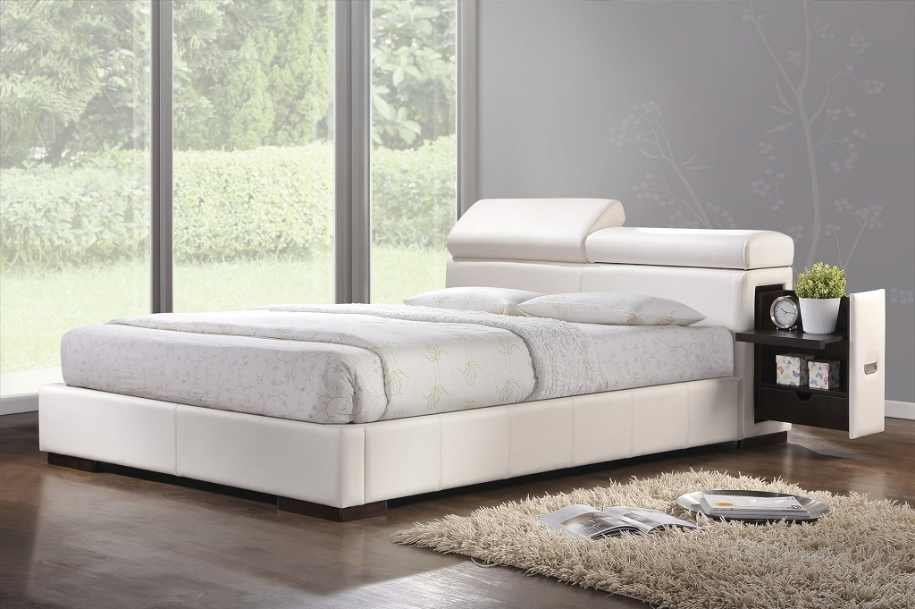 GL-2787-85 Pride Upholstered Bed