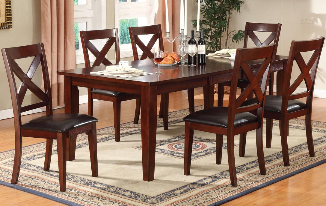 Shannon Wooden Dining Table