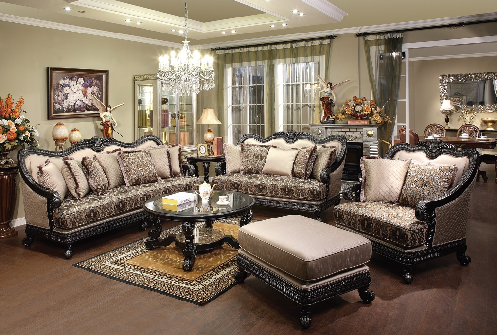 Classical Fabric Sofa Sets