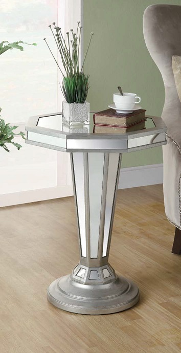 Mirrored Plant Stands