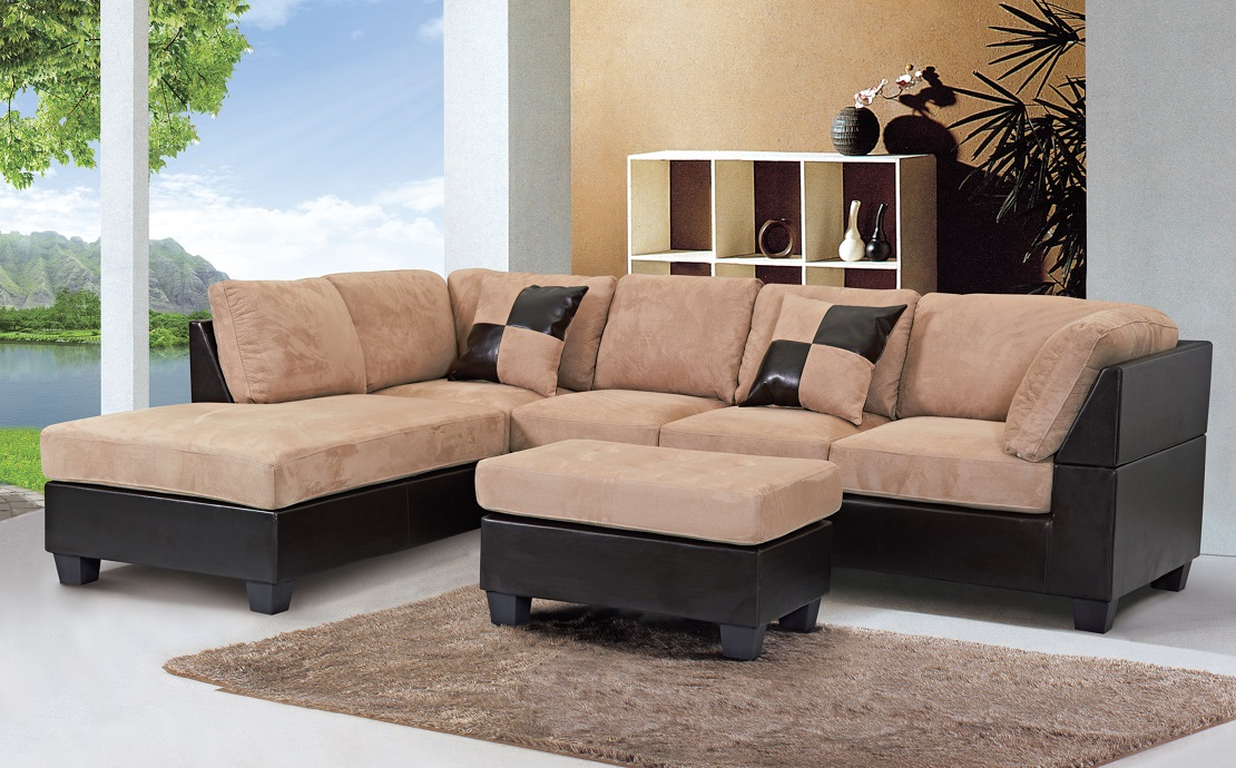 Nara Fabric Sectional - Furtado Furniture