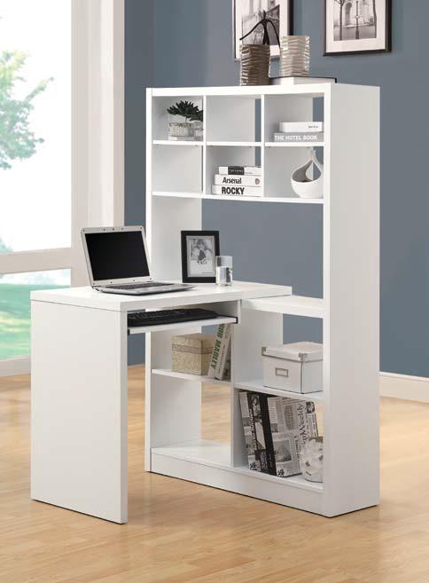 I7022 Office Desk Right