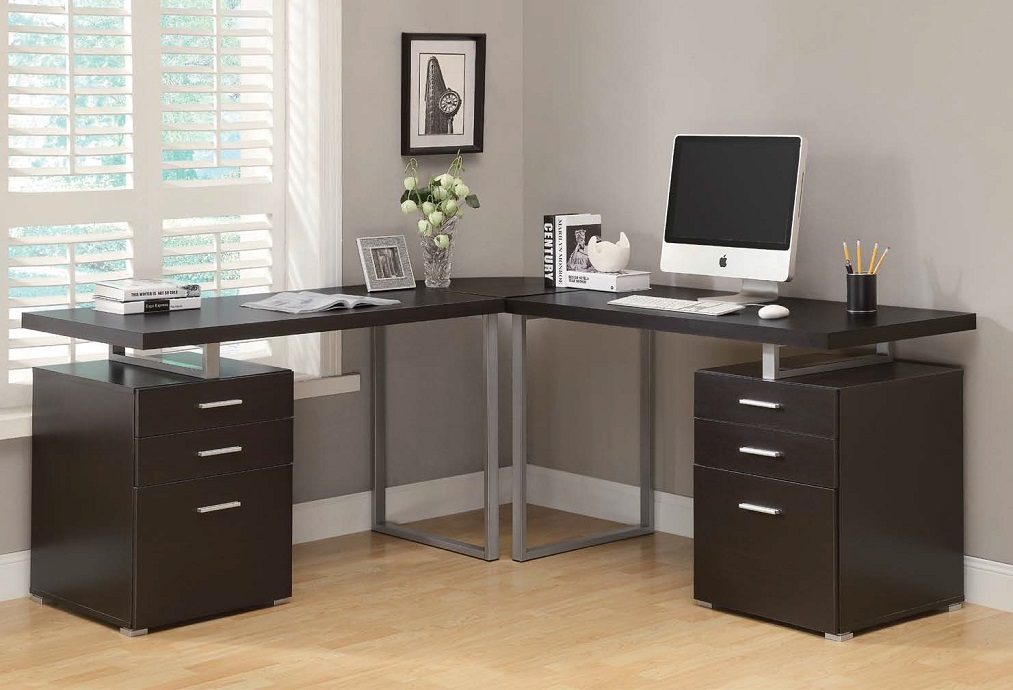 modernhomeofficedesks office home desk modern corner within desks