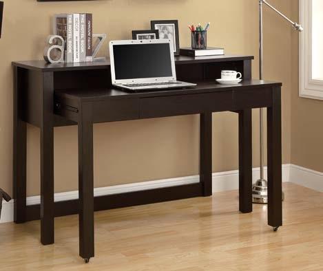 I7029 Office Desk Unfolded