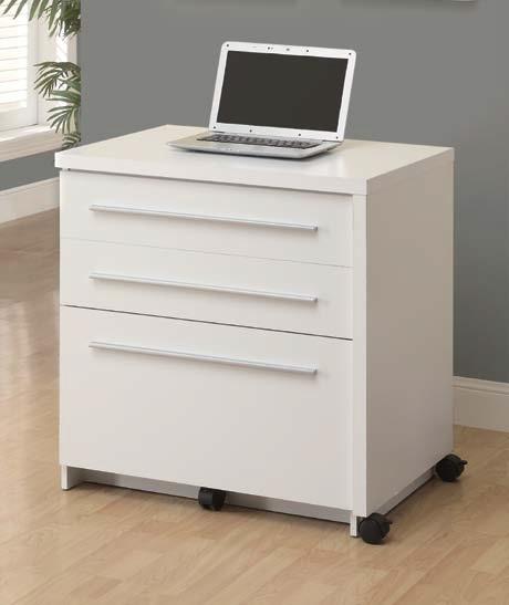 I7031 Office Desk Folded