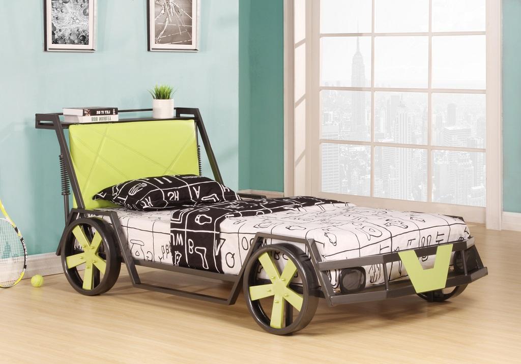 GL-2839 Gear Race Car Bed
