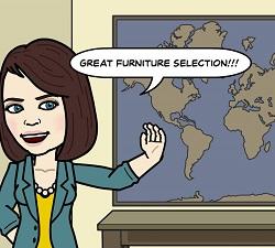 Susan Stamey : Sales Associate