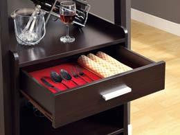 I2543 Bar Drawers View