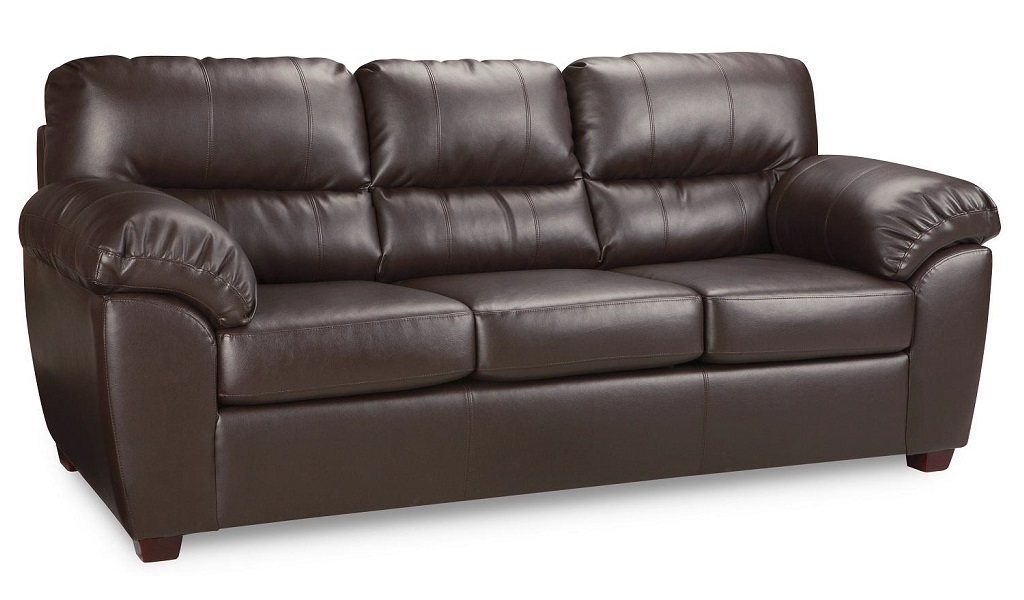 AC7550 Leather Sofa