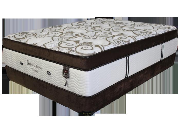 natural mattress 2