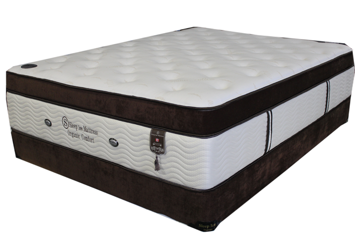 organic comfort mattress 2