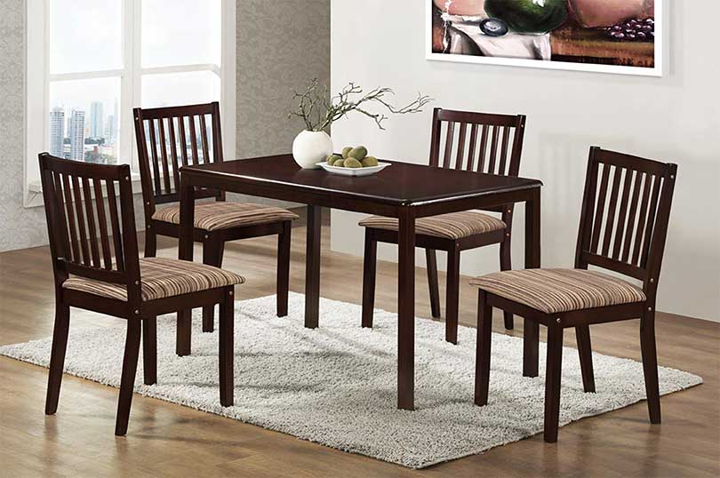 INT-IF1009 Wooden Dinette