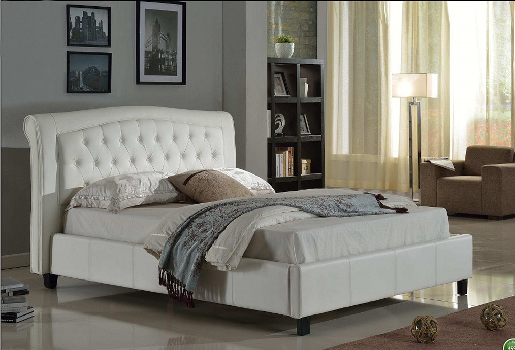 IF-192W Upholstered Bed