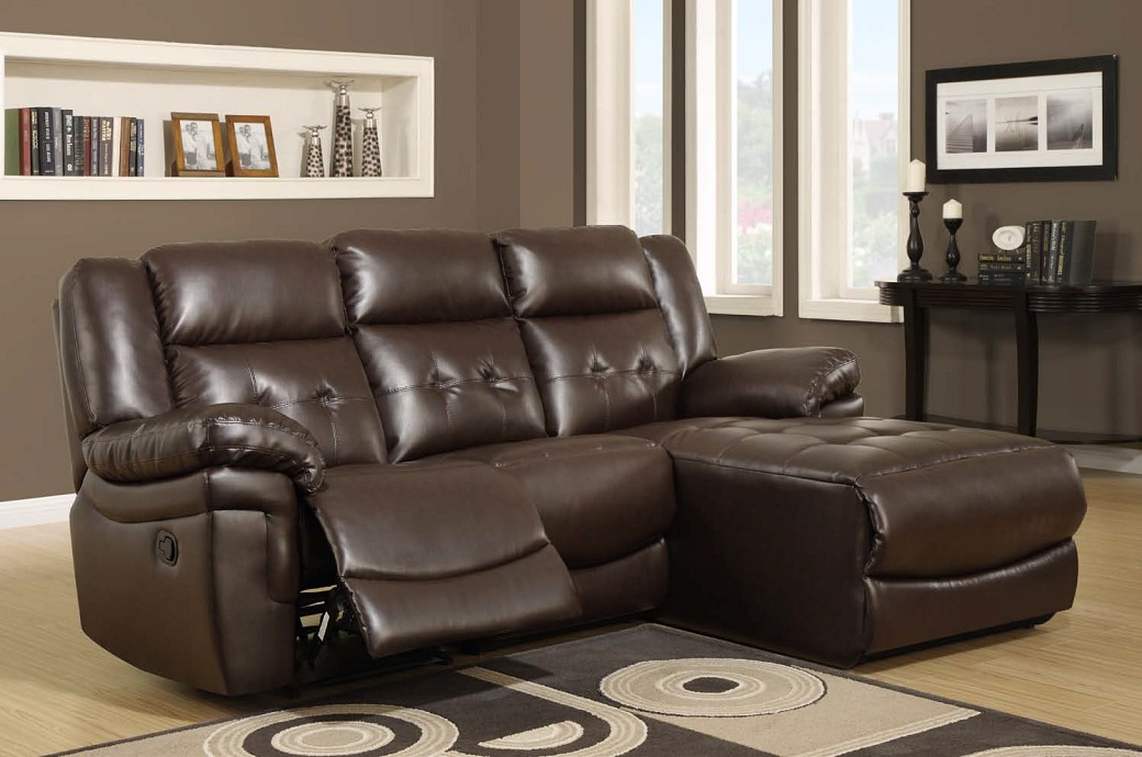 I8196 Brown Recliner