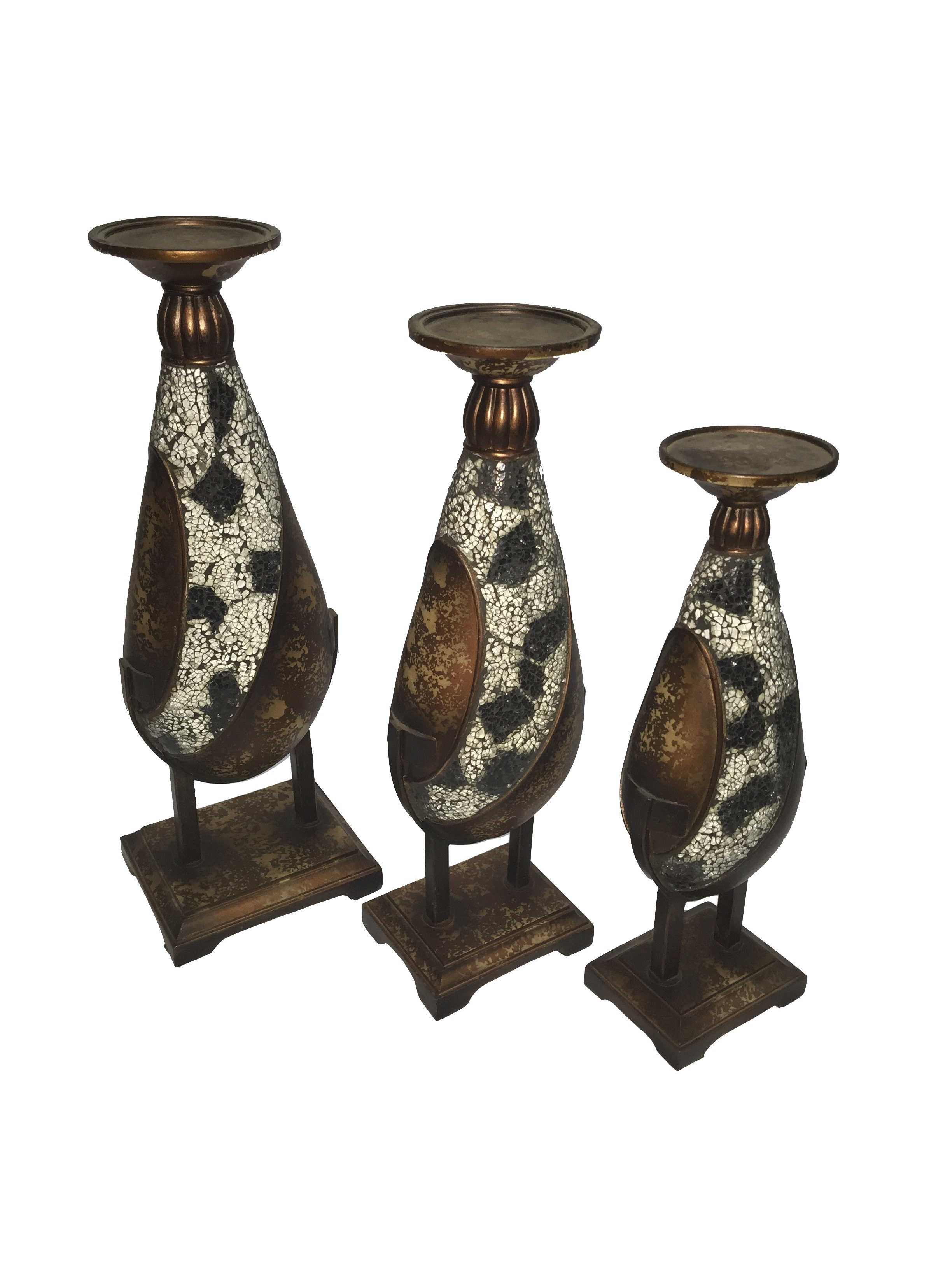 STA-C120 Candle Holder Set