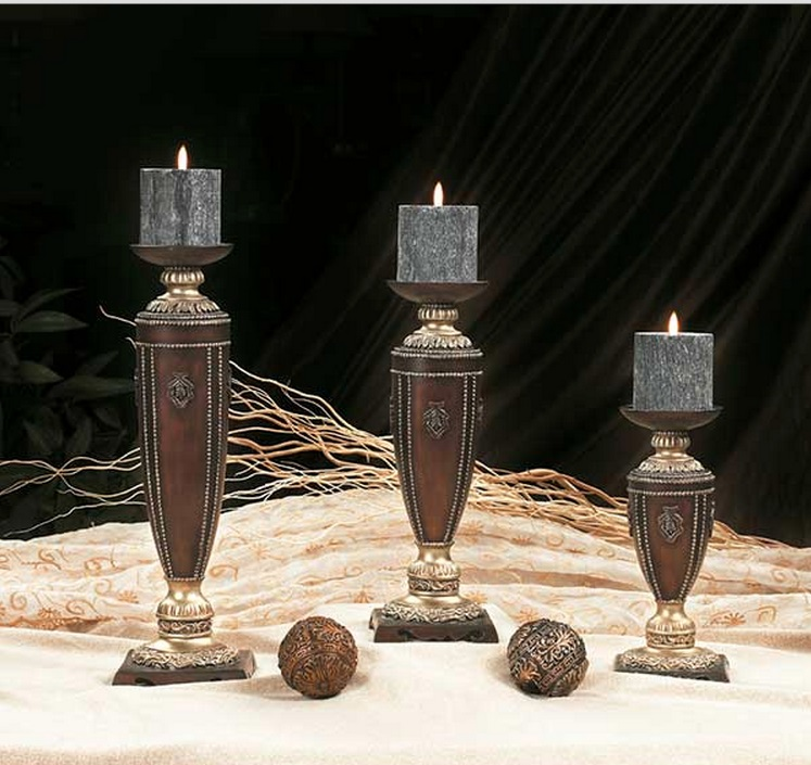STA-C240 Candle Holder Set