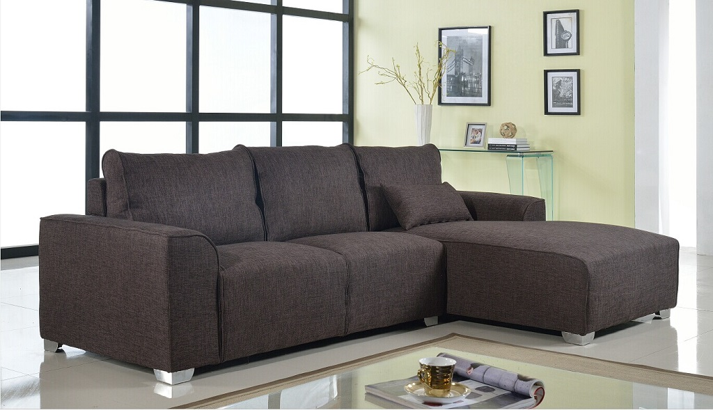 KW-1701 Fabric Sofa Sectional