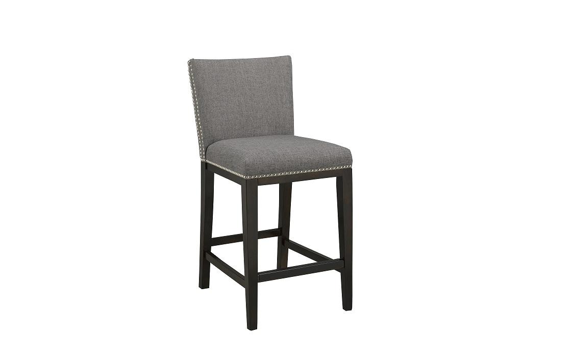 xclstool23 fabric leather bar stool