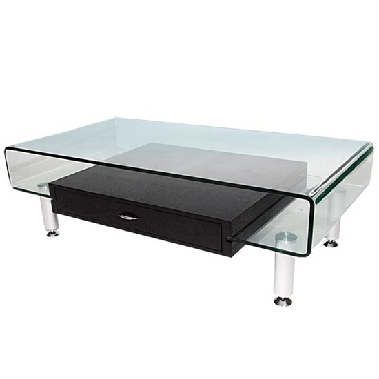 MDS-52-503 Derrick Glass Coffee Table