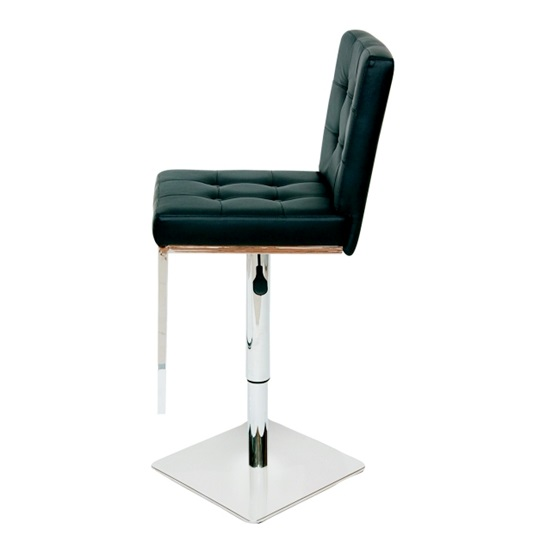 Mds 51 012 Manhattan Leather Bar Stool Furtado Furniture