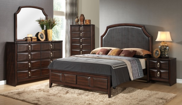 RIG-4157A Bedroom Set