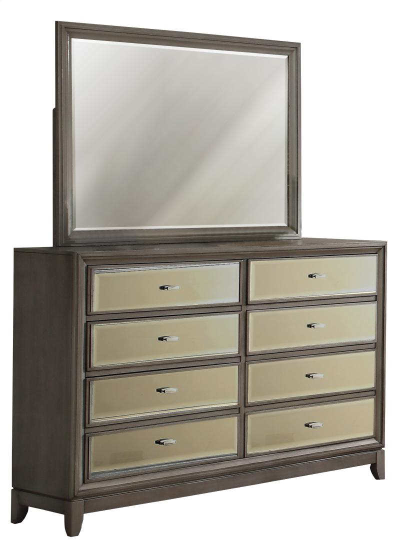 Jayden Dresser with Mirror