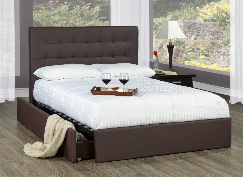 INT-IF146 Upholstered Bed