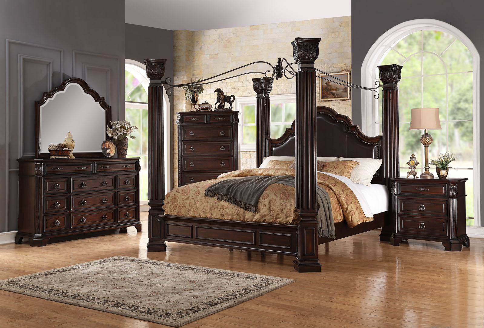 GL-2908 Sarnia Bedroom Set