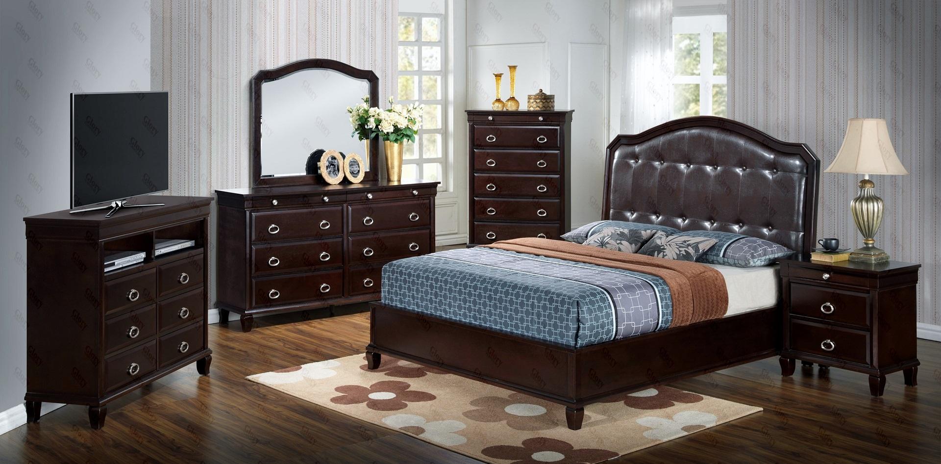 Alpha Bedroom Set