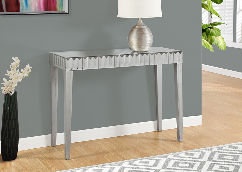 I-3722 Mirrored Console Table