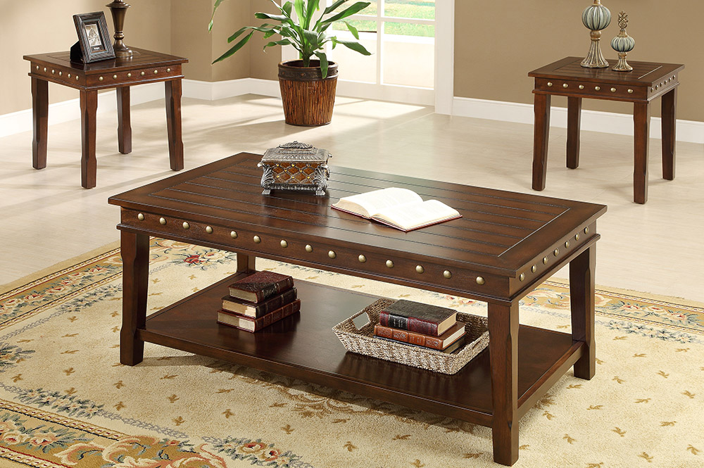T-5205 Coffee Table 3pc Set