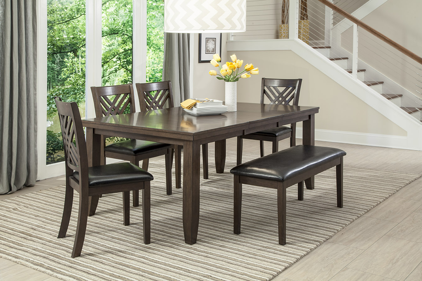 GL-4918 Dynamite Dining Table