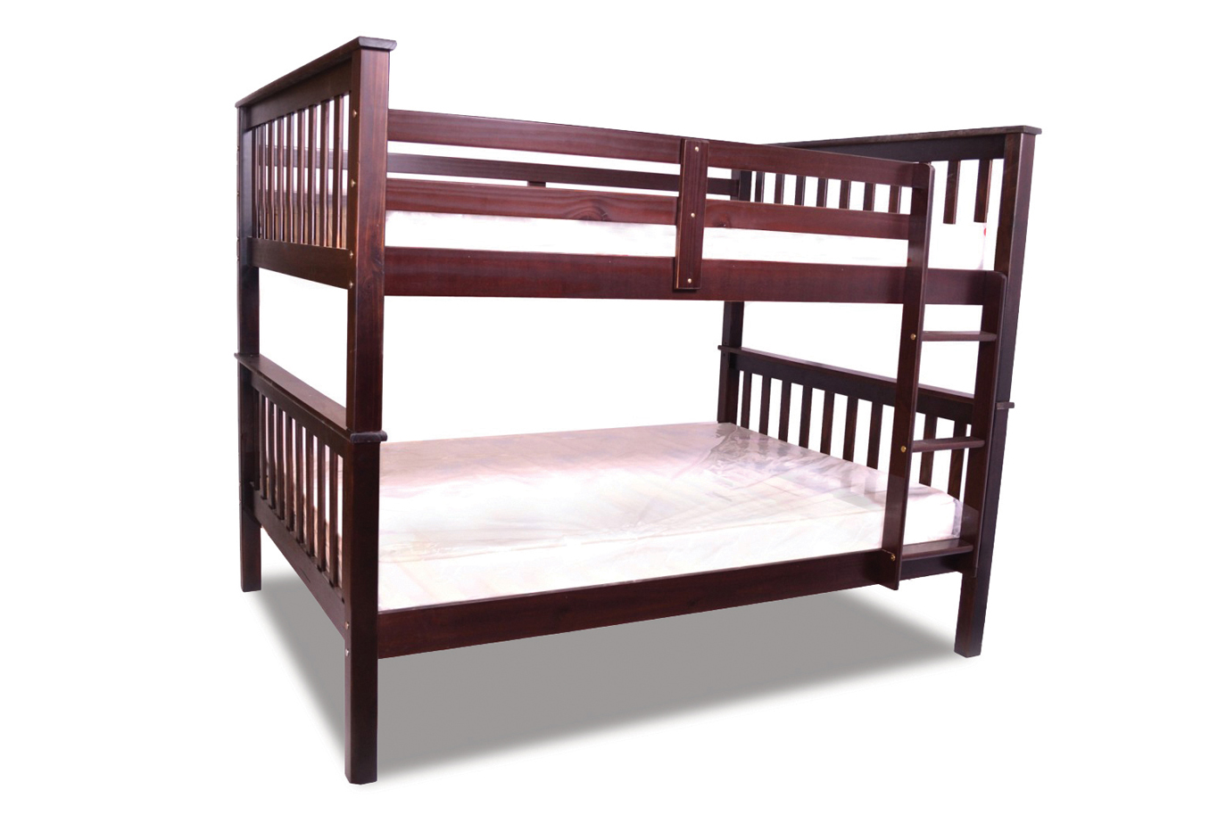 T-2502 Full over Full Bunk Bed